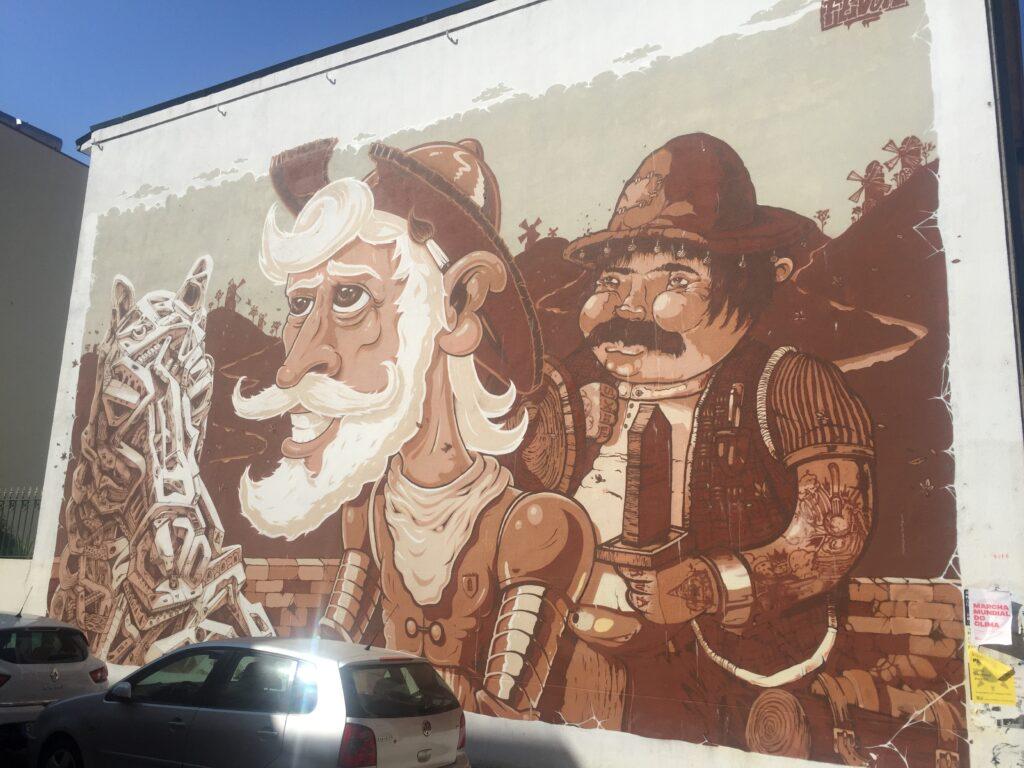 Street art da Lisbona a Porto: i murales imperdibili