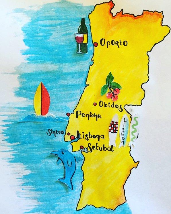 viaggio low cost di due settimane da Lisbona ad Oporto