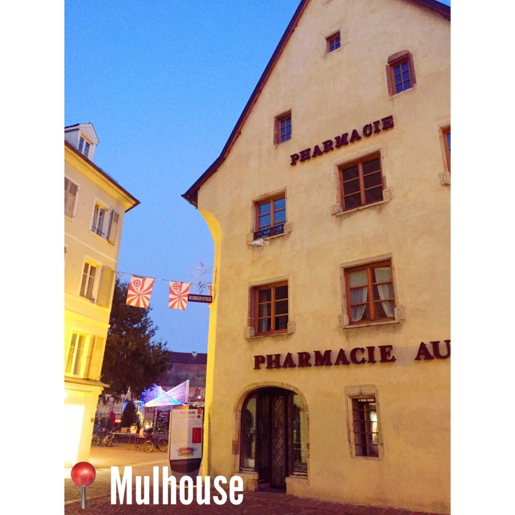 farmacia mulhouse