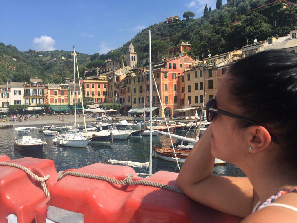 Gita in battello a San Fruttuoso con sosta a Portofino